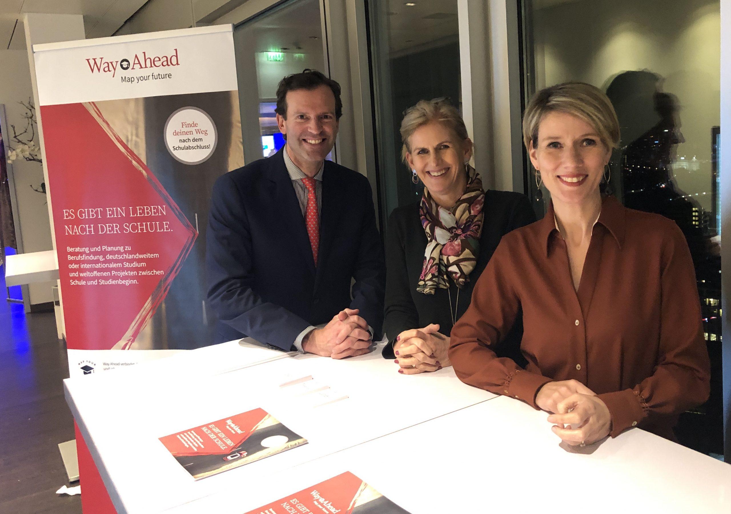 The Way Ahead Team at Donner & Reuschel Bank – Perspektiven 2020, Hamburg & Munich